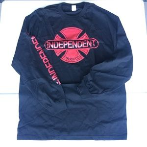 Independent Trucks long sleeve Xl black t Shirt
